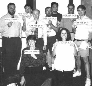 Florida's Revision 11 allowed Libertarians on Ballot after 1999