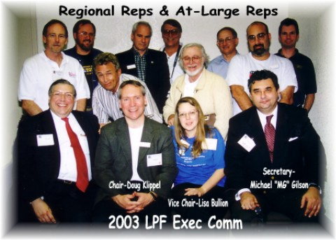 2003 LPF Executive Committee